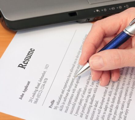 Our 5 suggestions for an impactful CV